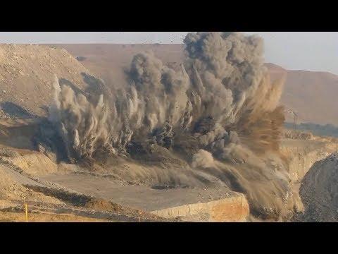 Let's Blast! - Industrial Explosives During Blasting