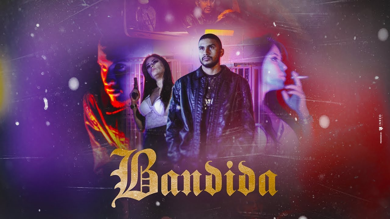 Lupper - Bandida (Official Music Video) #1