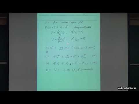 Tatsuro Ito (Kanazawa University)/ The classi cation of TD-pairs of Type II. /  2014-01-23