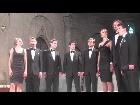 Johann Sebstian Bach: Singet dem Herrn    -    Voces8   06.08.10