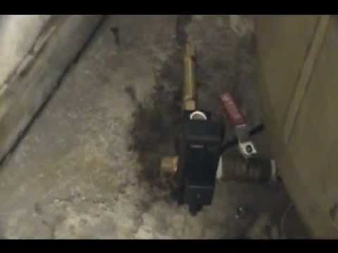 Air Compressor Automatic Tank Drain Youtube