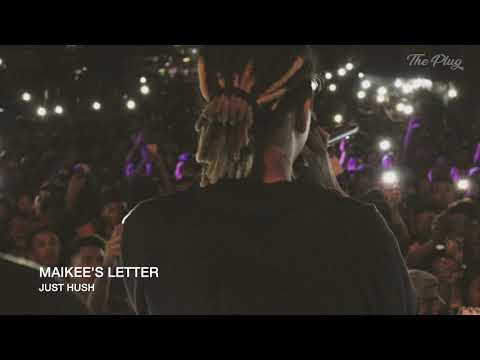 JUST HUSH -  MAIKEES LETTER (LIVE PERFORMANCE @ TUNDO)