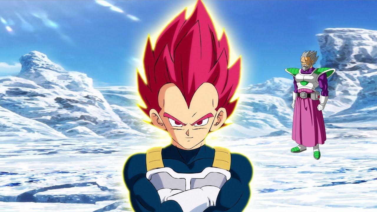 Vegeta Destroys Frieza And Finally Avenges The Saiyans Dragon Ball Super Broly Movie 2018