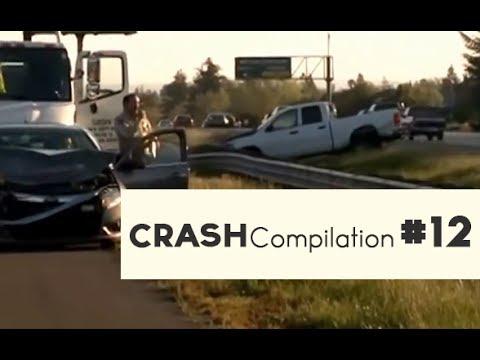 ▼Crash Compilation #12 Dash Cam Accidents 2014