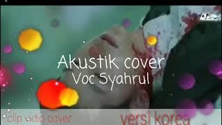 Seventeen Kemarin,( Clip Vidio Cover)  Sedih Bikin Baper Korea Version