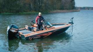 Finval 555 Sport Angler. Review by Andrey Pitertsov.
