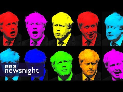 Is Foreign Secretary Boris Johnson in trouble? - BBC Newsnight