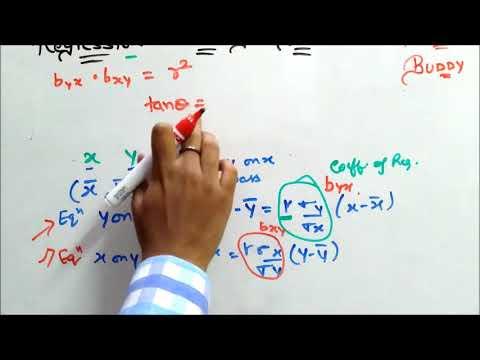 Regression - Lines Of Regression
