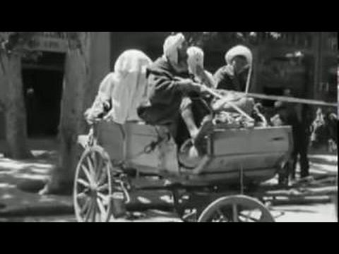 DOC Algérie coloniale 1949 - Césarée (Cherchell)