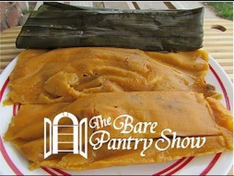 Puerto Rican Pasteles Tamales Puertorriquenos Youtube