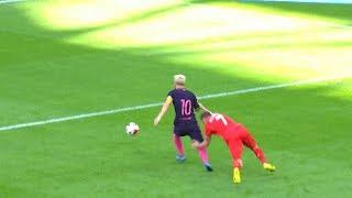 Last time Lionel Messi met Liverpool ● HD