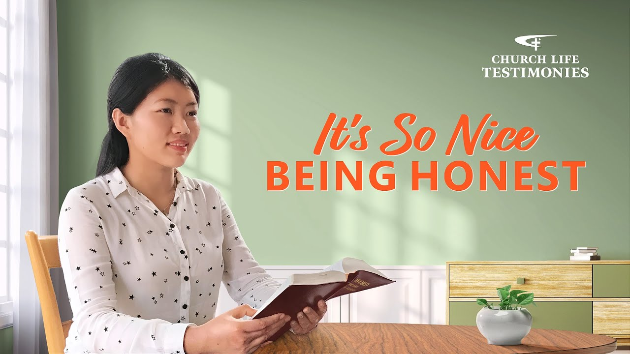 "2021 Christian Testimony Video | ""It's So Nice Being Honest"" Based on a True Story"
