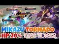 The Craziest Tornado Skylark Mikazu   Fanny Montage 4   Mobile Legend Bang Bang