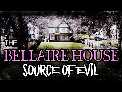 HORRIFIC BELLAIRE HOUSE 2018 - Intense, Scary, Live Spirit Communication.