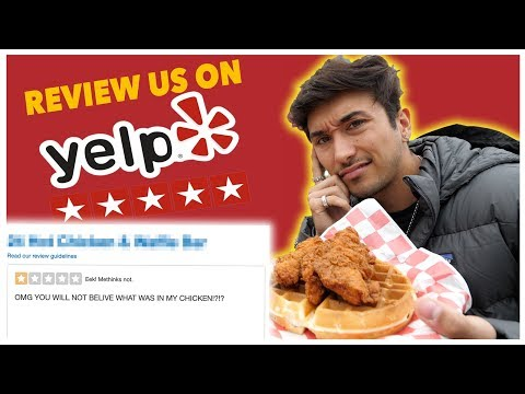 Eating At A Restaurant With No Reviews (Gone Wrong)