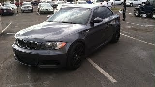 2008 BMW 135i by Dinan (Start Up, In Depth Tour, and Review)