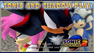 Sonic and Shadow Play: Sonic Adventure 2 | Episode 5