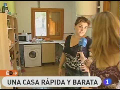 Video casas prefabricadas cofitor en espa a directo youtube - Casas prefabricadas americanas en espana ...