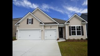 New Trivecta Model Home With 3-Car Garage By DR Horton in Cypress Ridge Bluffton SC