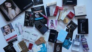 Покупки и обзор косметики/// Makeup Haul Chanel, Clarins, Lancome, Clinique, Smashbox, Wella, Babor - Видео от Inna BuyBeauty