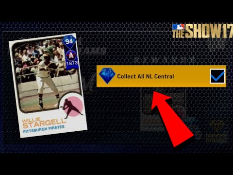 94 WILLIE STARGELL IS ON THE TEAM! MLB The Show 17 Diamond Dynasty