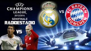Bayern Munich 0 - 4 Real Madrid - Narración: Alejandro Romero ( Champions League ) 29/04/2014