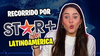 ASÍ ES STAR+ en LATINOAMERICA🌟 Recorrido Completo   ANDRU★
