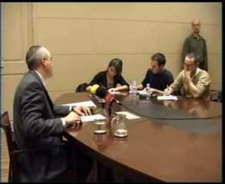 Declaracions de l'alcalde de Terrassa, Pere Navarro