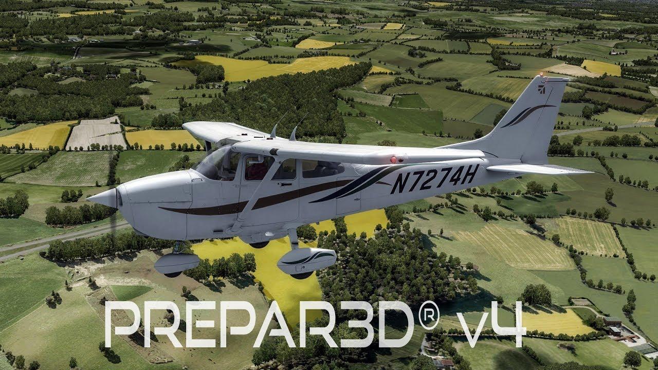 Prepar3D V4 Free Download