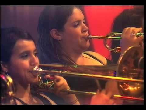 ORQUESTA CANELA - SI ME QUIERES VER (VIDEO OFICIAL)