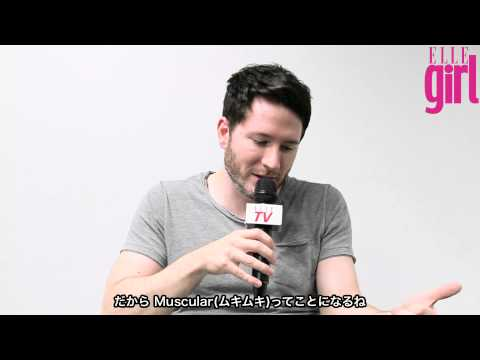 INTERVIEW OF OWL CITY in Tokyo 2012 AUG!