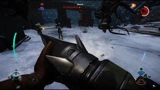 Evolve Hunt Mode - Wraith Destroyed