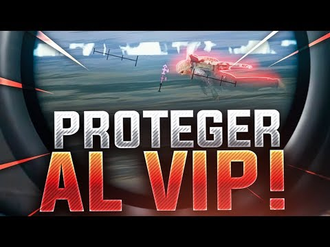 ¡*RETO* PROTEGER AL VIP! PLAYERUNKNOWN'S BATTLEGROUNDS GAMEPLAY ESPAÑOL (PUBG)   Winghaven