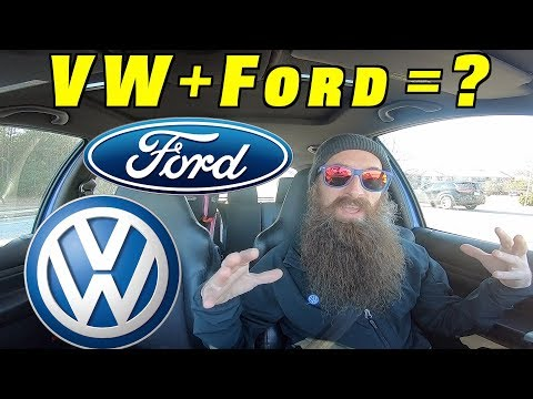 What the Volkswagen and Ford Partnership REALLY Means