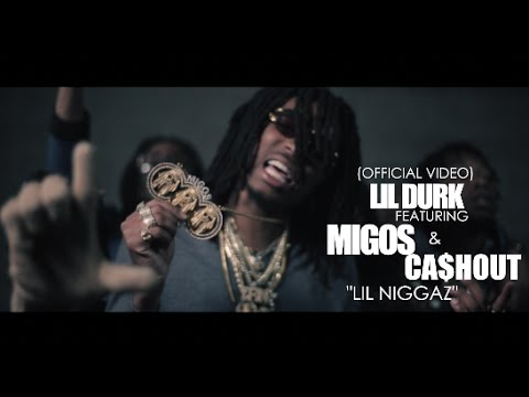 Lil Durk f/ Migos & Cashout - Lil Niggaz (Official Video) Shot By @AZaeProduction