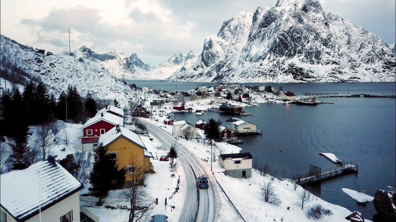 Gibt Es Was Schöneres Als Die Lofoten Im Winter In Love With Norway