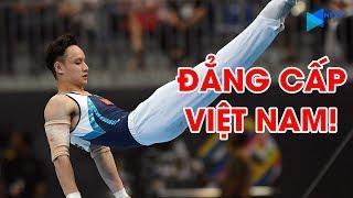 Màn trình diễn của 2 hotboy thể dục dụng cụ Việt Nam tại SEA Games 30 | NEXT SPORTS