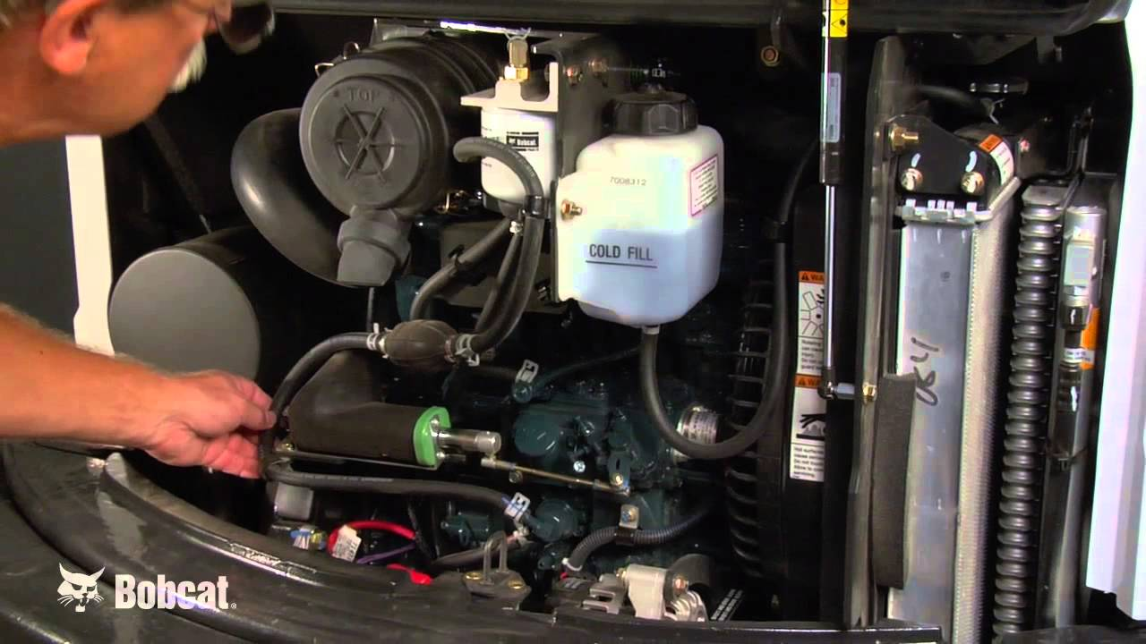 98 Jetta Fuse Box Diagram Inspect Your Bobcat Compact Excavator Youtube