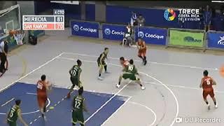 Fabian Segura (JDN18) BASKETBALL Highligts