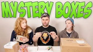 EBAY MYSTERY BOX UNBOXING - MULTIPLE BOXES