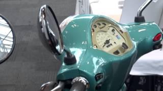 NY Auto Show 2013 (pt. 2) - 2013 Vespa Scooters