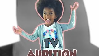 mcclure twins funny tv audition