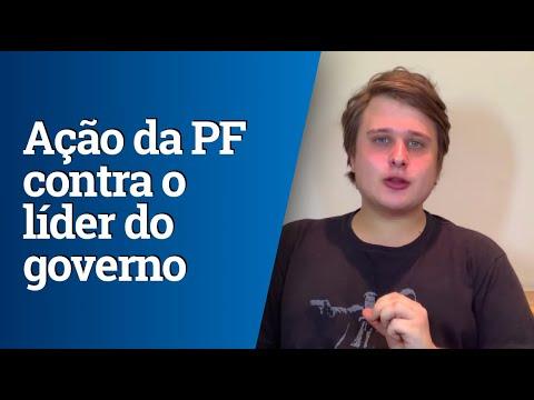 Ação da PF contra líder do governo sela rompimento da Lava Jato com Bolsonaro