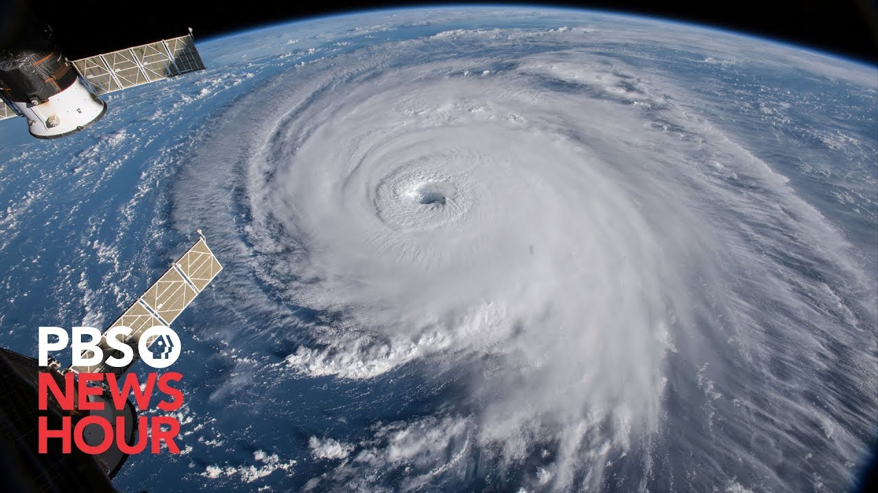 hurricane 2019 live stream