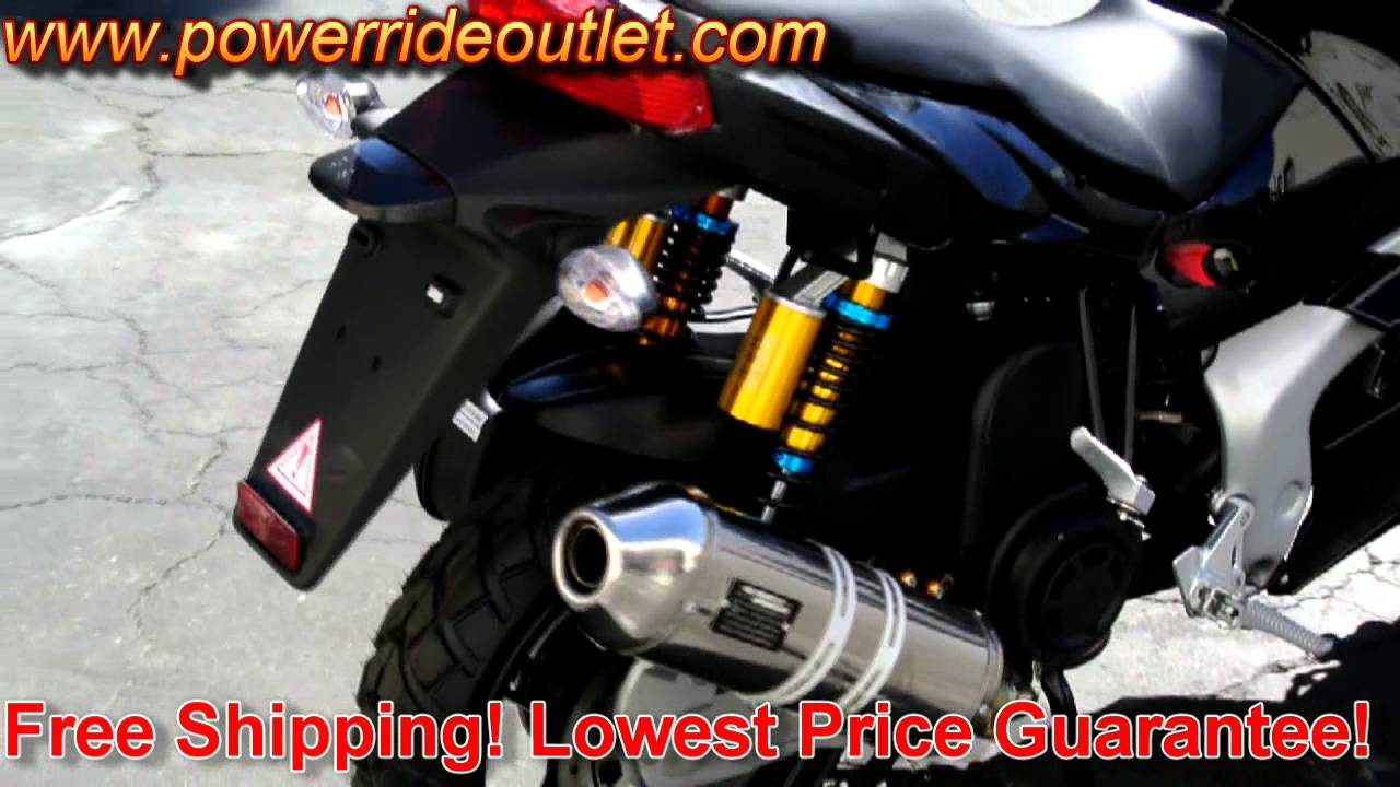 Lifan KPR 200cc Street Motorcycle with 6-Speed Manual Transmission,  Electric Start! 17