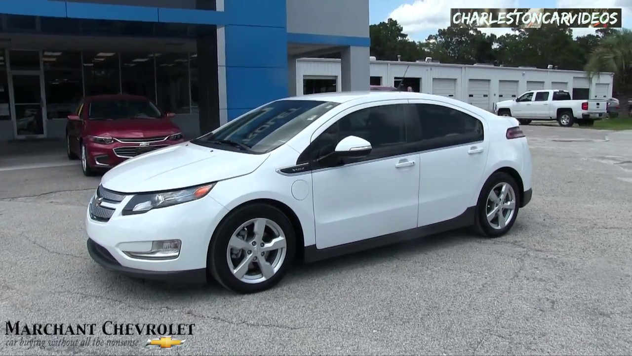 The 2013 chevrolet volt 4 years later electric car review condition report at marchant chevy 2017