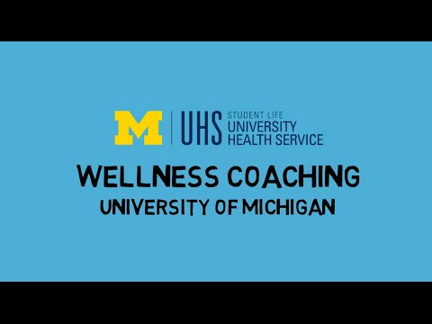 Wellness Coaching Informational Video