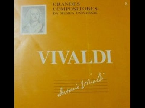 Grandes Compositores da Música Universal: Vivaldi. Abril Cul