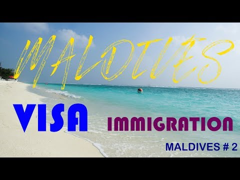 India To Maldives - Information On Visa On Arrival And Immigration