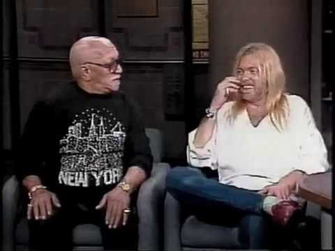 Gregg Allman (and Redd Foxx) on Late...